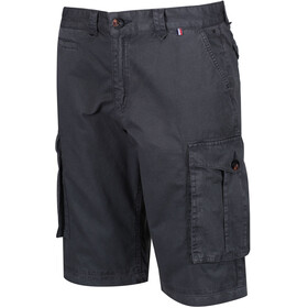 Regatta Shorebay Short Homme, seal grey